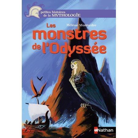 Les monstres de l'Odyssée - eBook](Les Monstres De Halloween)