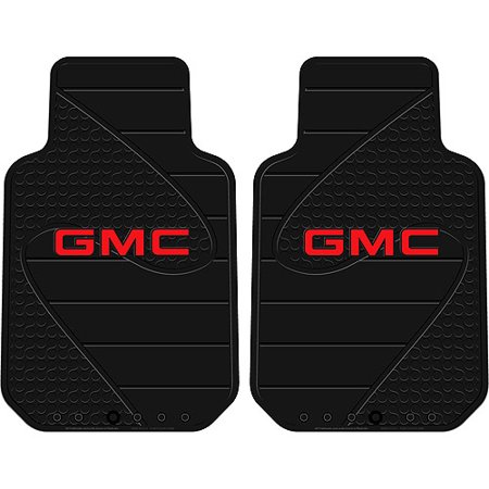 Plasticolor GMC Factory Floor Mat