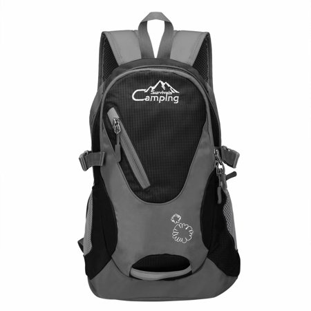 Cycling Hiking Backpack Water Resistant Travel Backpack Lightweight Small Daypack for (Hiking Daypack)