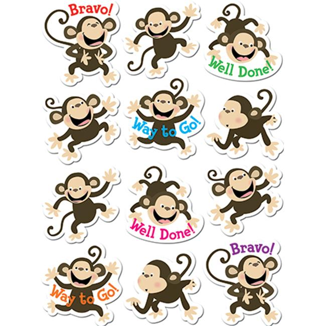 MONKEYS STICKERS