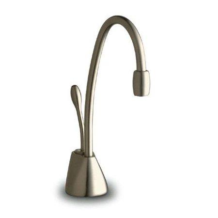 InSinkErator F-GN1100SN Instant Boiling Hot Water Faucet Dispenser Satin Nickel
