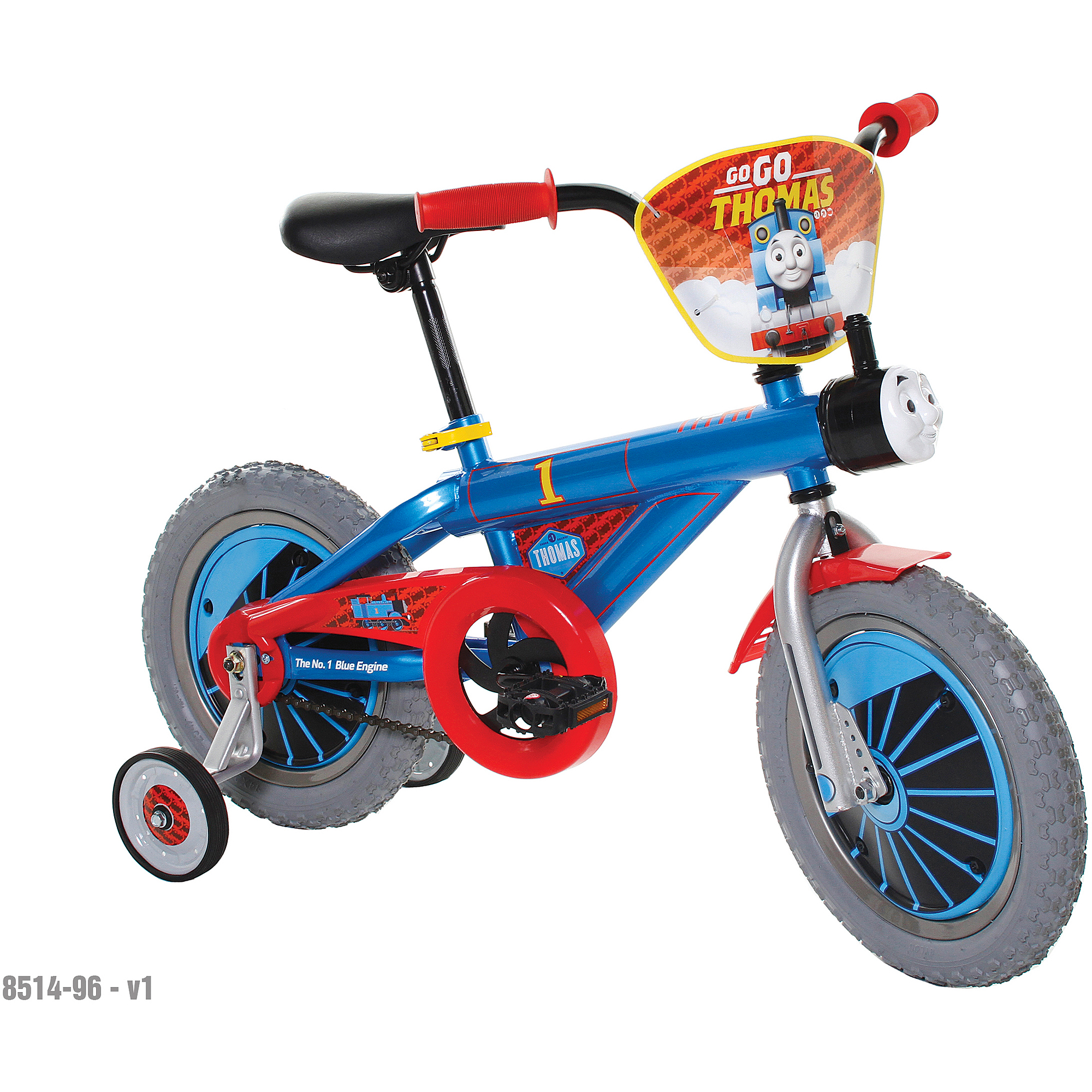 "14"" Thomas Boys' Bike"
