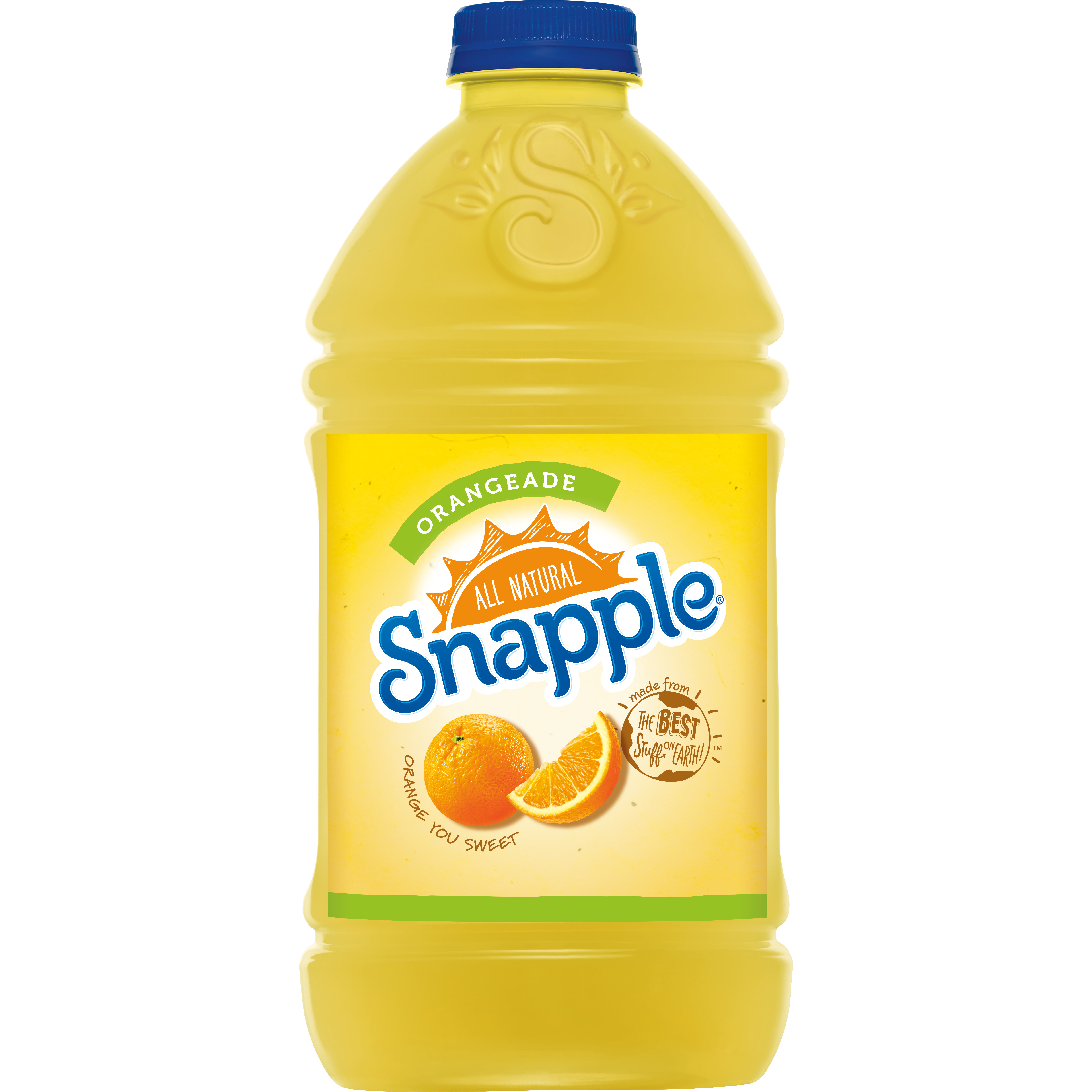 Snapple Orangeade, 64 fl oz