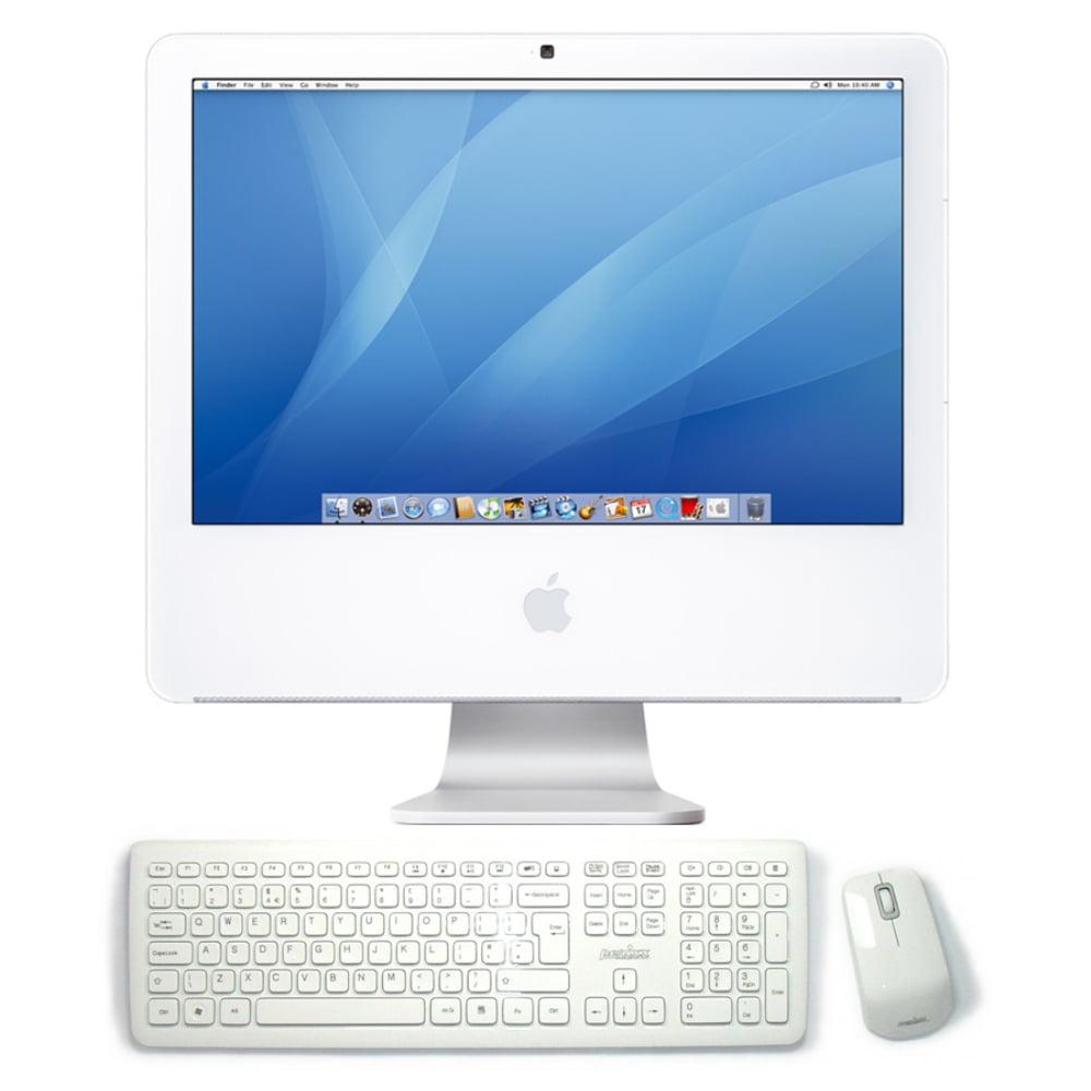 Apple 17 iMac 1.83GHz Intel Core 2 Duo 512MB 2x256MB RAM 160GB Hard Drive (Open Box)