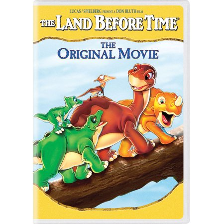 The Land Before Time: The Original Movie (DVD)