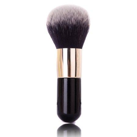 Round Head Large Makeup Brush Cosmetic Brushes Loose Powder Blusher Foundation Tools (Large Makeup Brush Cup)