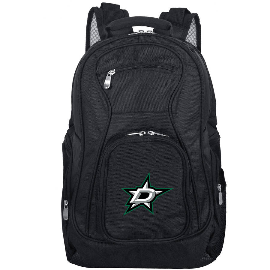 Mojo Licensing Premium Laptop Backpack, Dallas Stars