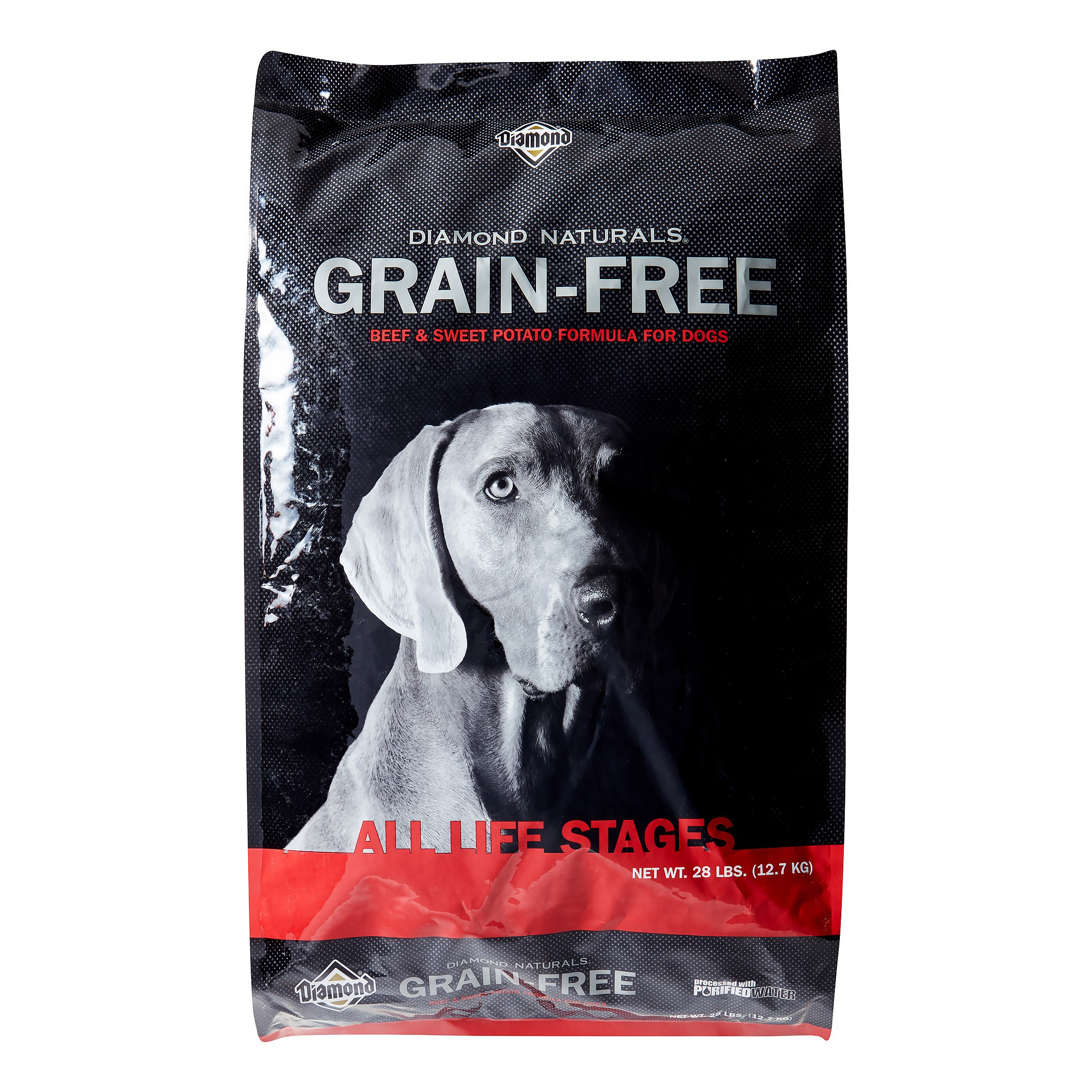 Diamond Grain-Free Beef and Sweet Potato Formula Dry Dog Food, 28 lb
