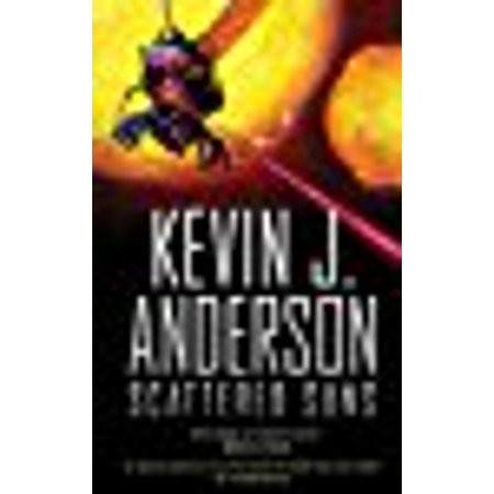 Scattered Suns  The Saga Of The Seven Suns   Paperback