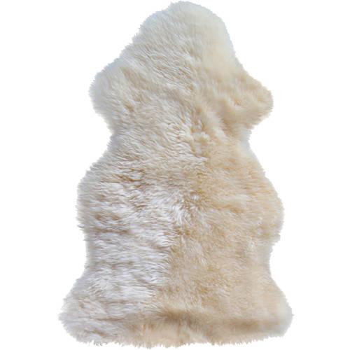 100% New Zealand Sheepskin Single 2' X 3'