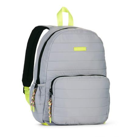 No Boundaries Grey Active Dome Backpack
