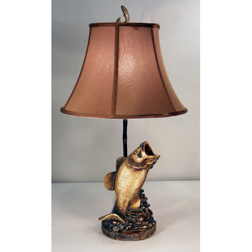 Judith Edwards Designs Bass 26'' Table Lamp