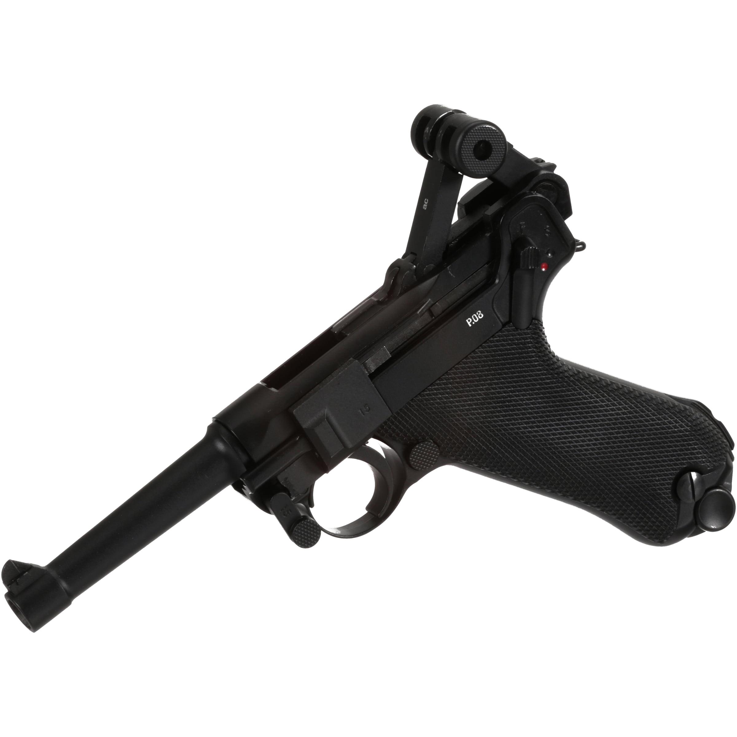 Legends P.08 Blowback 2251803 BB Air Pistol w Fixed Sights by UMAREX USA, Inc.
