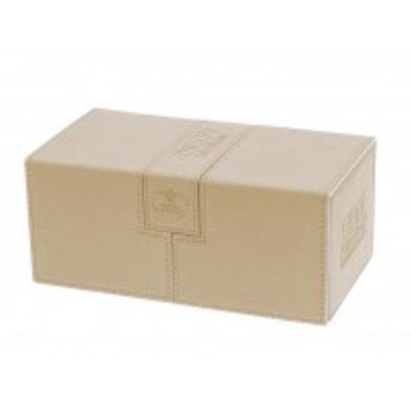 Twin Flip Deck Box w/Tray - Xenoskin, Sand (200+) MINT/New