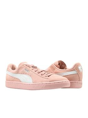 2777cf1e11b2 Product Image Puma Suede Classic Pink Peach Beige-White Women s Sneakers  35546267