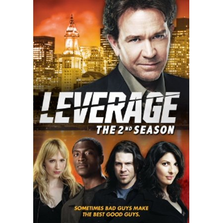 Leverage  The 2Nd Season  Dvd