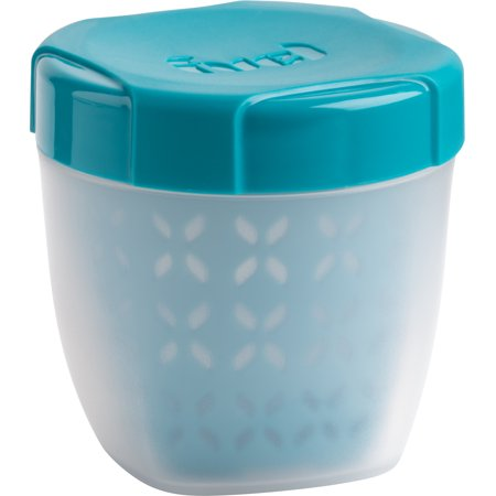 Trudeau Maison Fruit Container W/Integrated Strainer 3.5