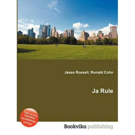 Ja Rule (Ja Rule Best Of Ja Rule)