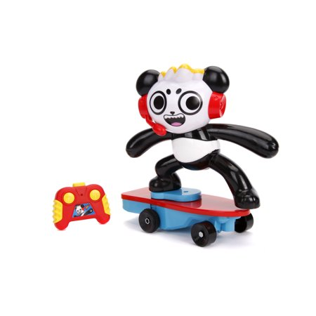 Ryan's World Combo Panda Skateboard Rc
