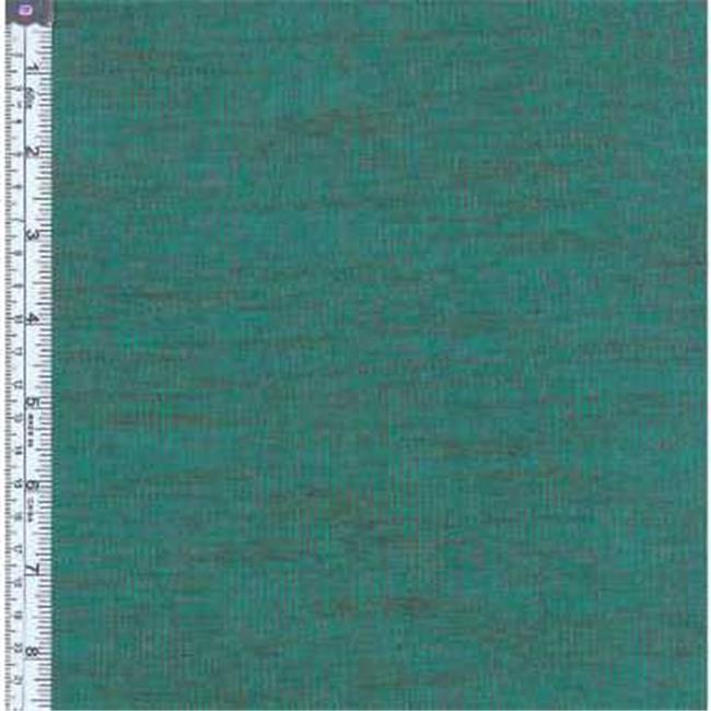 Textile Creations AC-008 Ace Of Slubs Fabric, Teal-Brown, 15 yd.