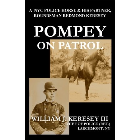 Pompey on Patrol - eBook