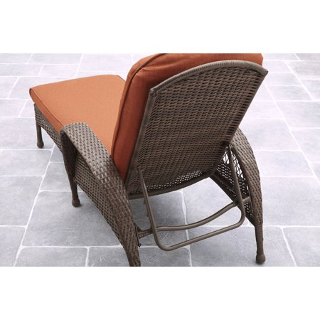 better homes and gardens azalea ridge outdoor chaise