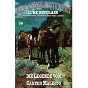 San Angelo Country #50: Die Legende vom Canyon Maldito - eBook