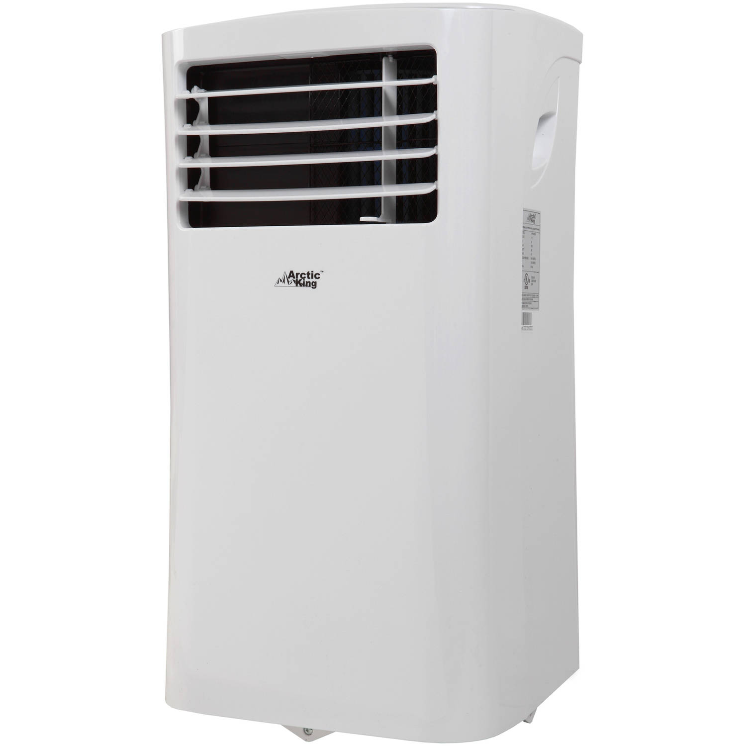 Arctic King WPPH 08CR5 8,000Btu Remote Control Portable Air Conditioner,  White Image 2