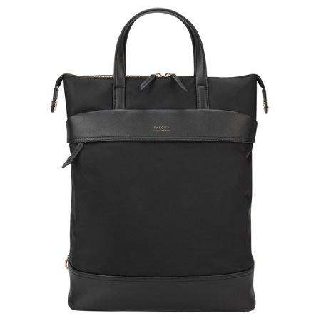 Targus 15'' Newport Convertible 2-in-1 Tote/Backpack, Black - TSB948BT ()