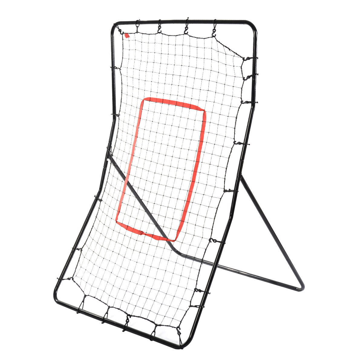 Costway Youth Pitching Return Baseball Training Net Pitchback Rebound Throwing Sport