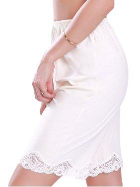 Ilusion Cotton Slip Shorts