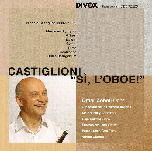 Complete Works for Oboe by