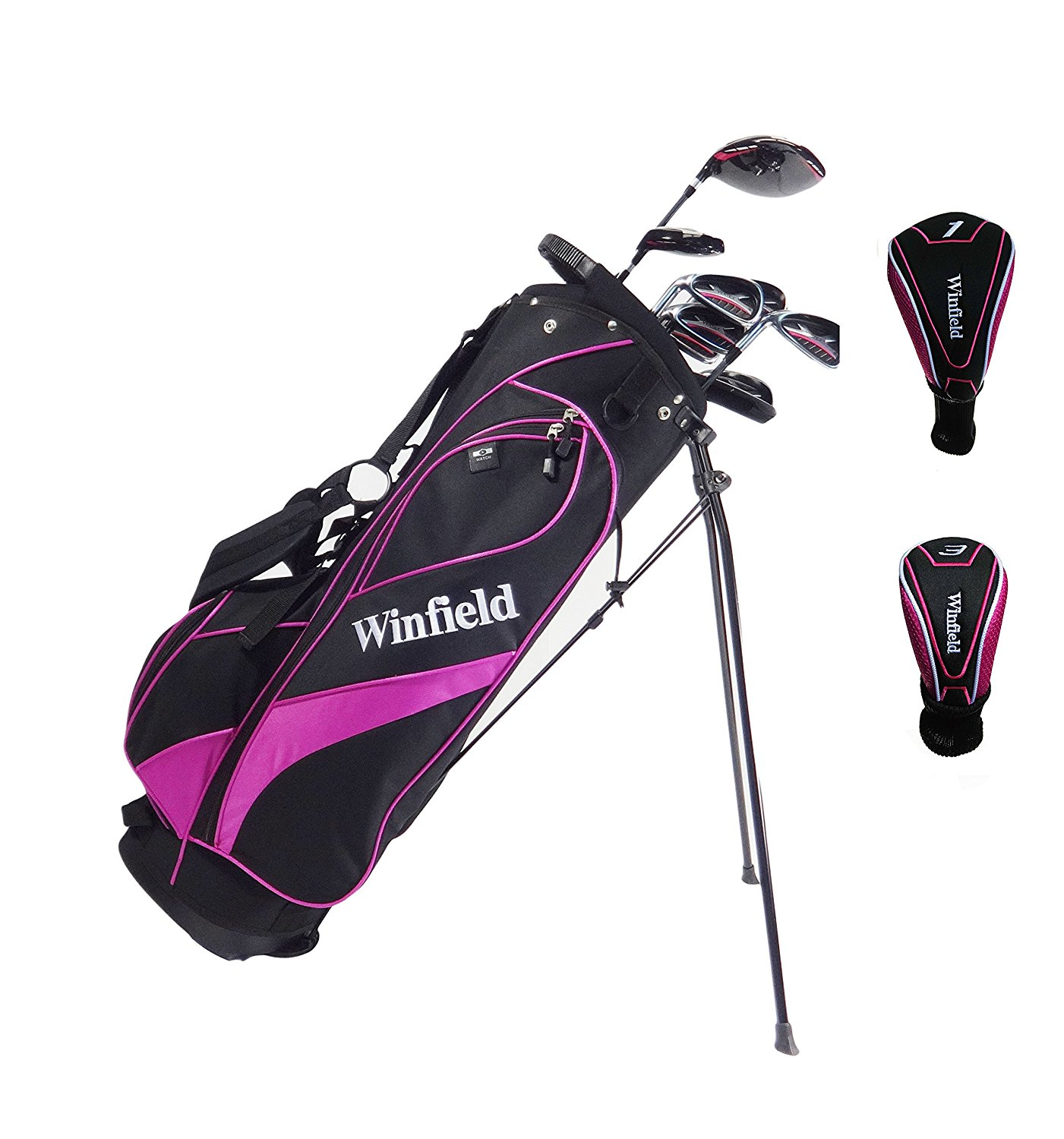 Winfield VERTEX Women's Golf Package All Graphite Shaft   12-Piece Package   RIGHT Handed by