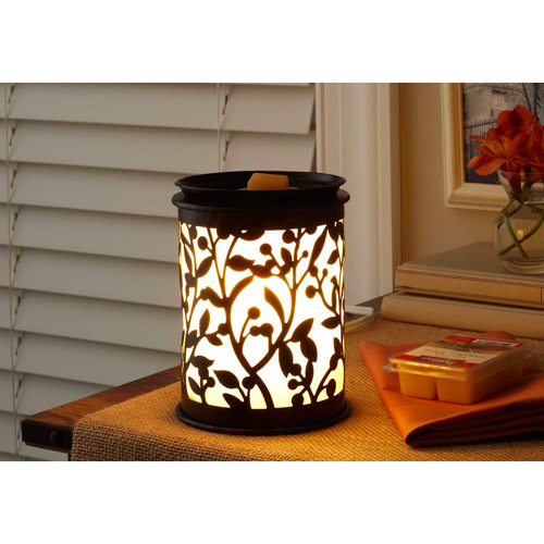 Better Homes and Gardens Wax Warmer Starter Set, Botanical Glow