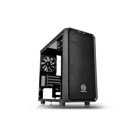 Thermaltake Versa H15 mATX Form Factor Desktop Computer Chassis -