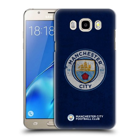 OFFICIAL MANCHESTER CITY MAN CITY FC 2017/18 BADGE HARD BACK CASE FOR SAMSUNG PHONES 3 (Note 3 Manchester United Case)