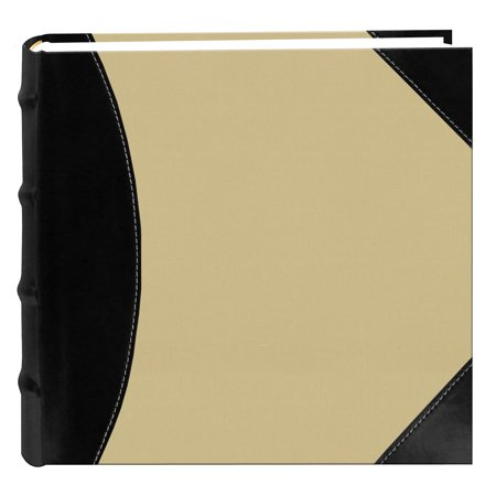 Le Memo Album - Pioneer High Capacity 500 Memo Pkt Sewn Fabric Photo Album