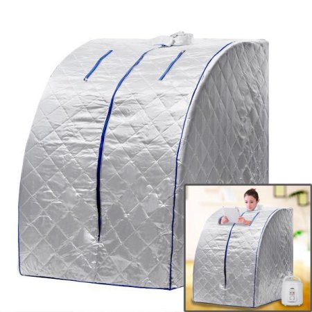Portable Foldable Steam Sauna Tent SPA Therapeutic Slimming Weight Loss Indoor Health Care Beauty Steam Pot  sc 1 st  Walmart & Portable Foldable Steam Sauna Tent SPA Therapeutic Slimming Weight ...