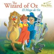The Bilingual Fairy Tales Wizard of Oz - eBook