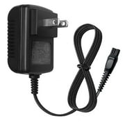 15v Charger for Phili-ps-HQ8505 Norel-co Electric Shaver 7000 5000 3000 Series Razor Aquatec,Arcitec,Multigroom Beard Trimmer,ETL listed 15V Power-Supply Cord