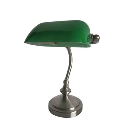 All The Rages Bankers Lamp Green - image 1 of 1