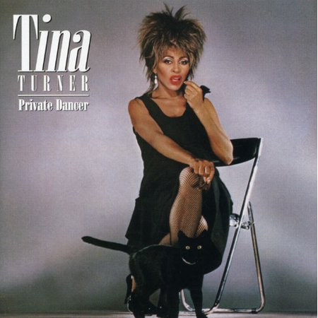 - Tina Turner - Private Dancer (CD)