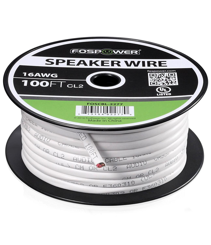 Wiring Home Speakers