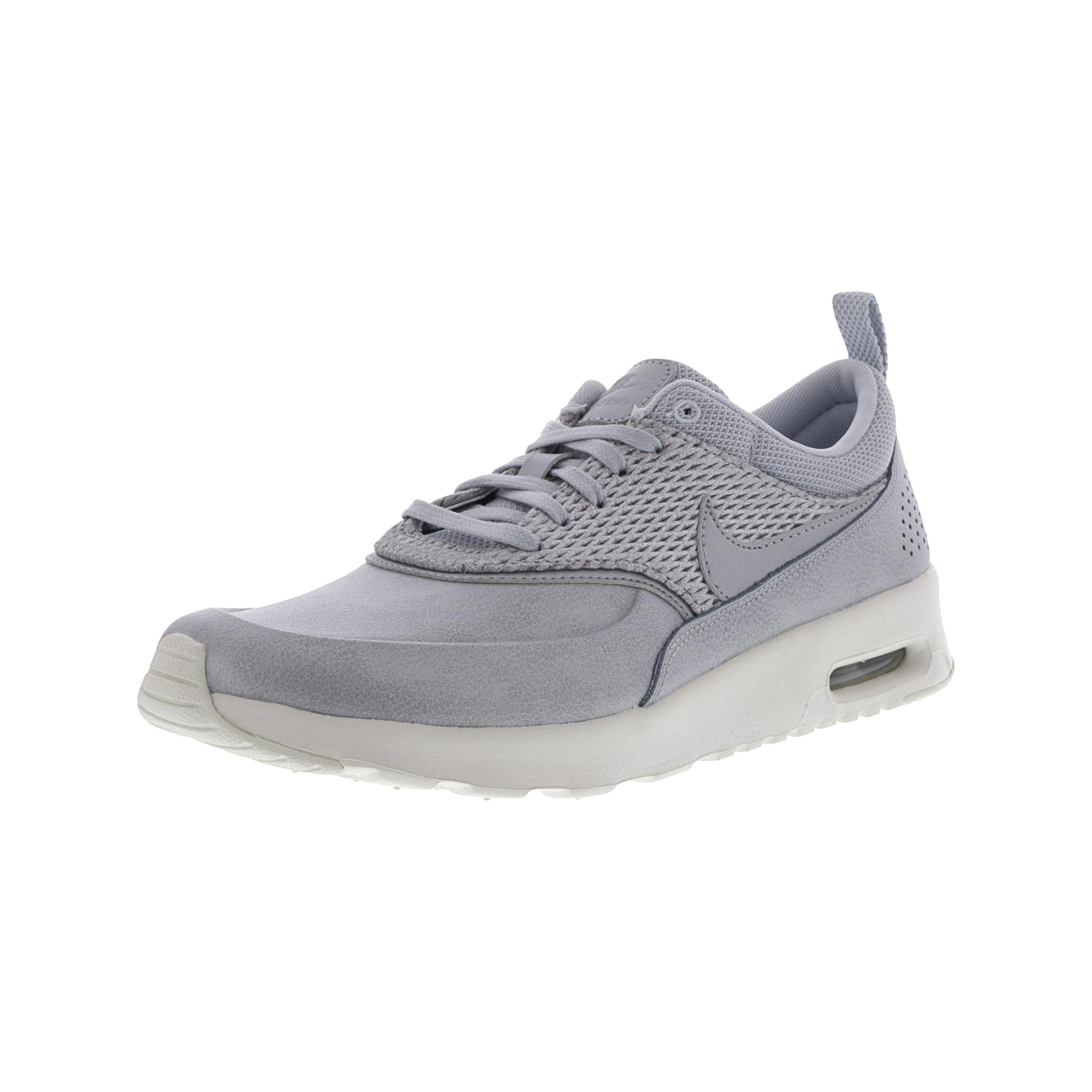 separation shoes 0c688 e5c69 Nike Women s Air Max Thea Prm Leather Metallic Platinum   Pure Ankle-High  Fashion Sneaker - 5.5M   Walmart Canada