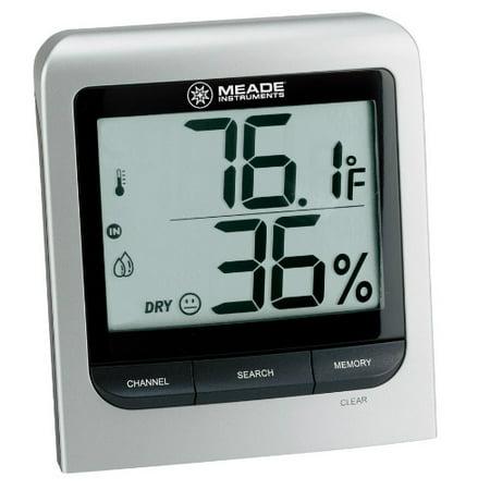 Meade TM005X-M Wireless Indoor/Outdoor Thermo-Hygrometer