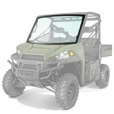 Oem Glass Windshield - Polaris New OEM Ranger XP Lock & Ride Pro Fit Glass Windshield, 2882191
