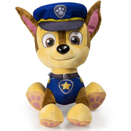 Paw Patrol Jumbo Plush Chase Walmart Com