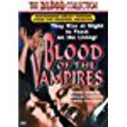 Blood of the Vampires (The Blood Collection) by