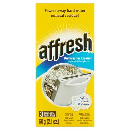 Affresh Dishwasher Cleaner  3 Count