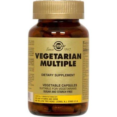 Vegetarian Multiple Solgar 180 VCaps